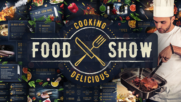 cooking delicious food show free download
