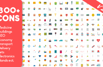 2300 Animated Icons Pack - Download Videohive 18383303