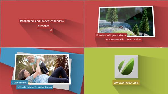 3D LightBox Media Slides - Download Videohive 5236010