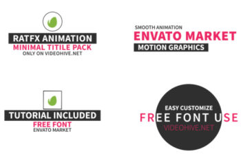 40 Title Pack - Download Videohive 20259613