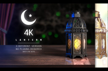 4K Lantern - Ramadan - Download Videohive 19957202