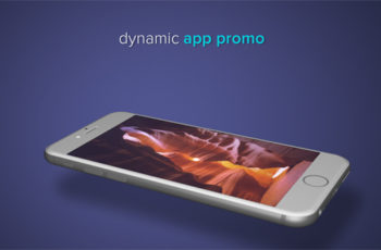 Dynamic App Promo - Download Videohive 19313132