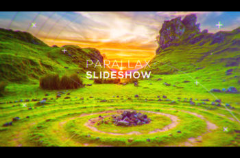 Parallax Slideshow - Download Videohive 19565435