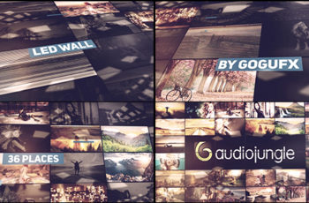 The Led Wall - Download Videohive 19301119