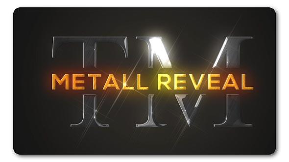 Bright Metallic Logo Reveal - Download Videohive 19398779