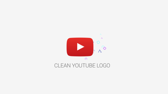 Clean Youtube Logo - Download Videohive 19316088