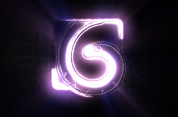 Dark Light Logo Reveal - Download Videohive 20222894
