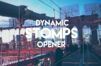 Dynamic Stomps Opener - Download Videohive 20222893