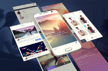 Android App Presentation Template - Download Videohive 19404024