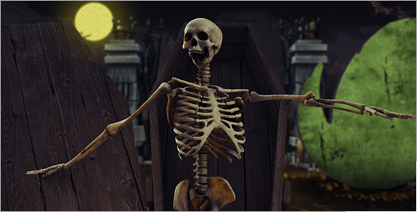 Halloween Party - Download Videohive 13127196