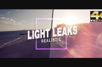 Real Light Leaks - Download Videohive 19373069