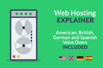 Web Hosting Explainer - Download Videohive 13156260