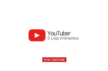 Youtuber Logo Stings - 5 Versions - Download Videohive 20199981