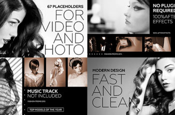 Black Fashion Promo - Download Videohive 12070187