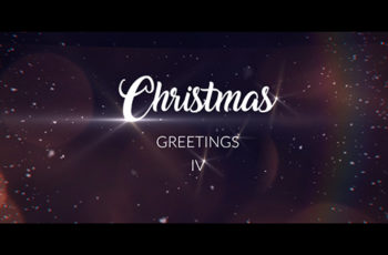 Christmas Greetings IV - Download Videohive 20828271