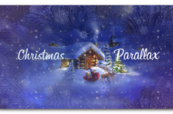 Christmas Parallax Slideshow - Download Videohive 18596477
