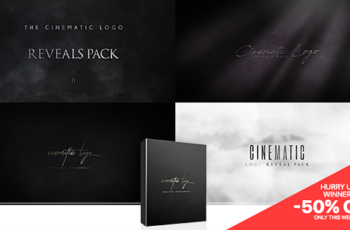 Cinematic Logo Reveals Pack - Download Videohive 20762573