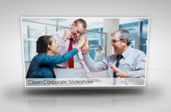 Clean Corporate Slideshow - Download Videohive 4751573