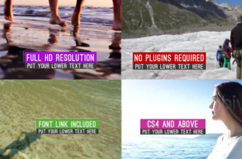Clean Minimal Slideshow - Download Videohive 7549253