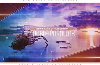 Double Parallax Slideshow - Download Videohive 20007749