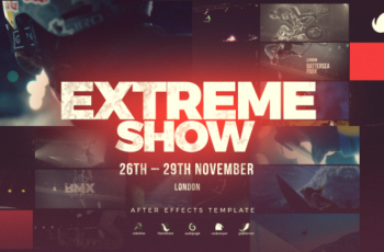 Extreme Show // Sport Event Promo - Download Videohive 20706485