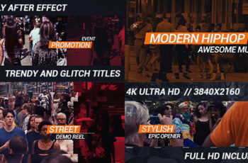 HipHop Urban Opener - Download Videohive 20949817