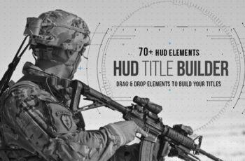 HUD Title Builder - Download Videohive 19906092
