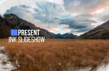 Ink Slideshow - Download Videohive 19740122