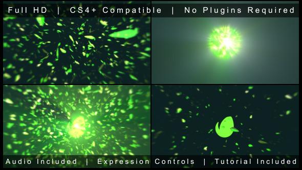 Leaf Blast Opener - Download Videohive 6399682