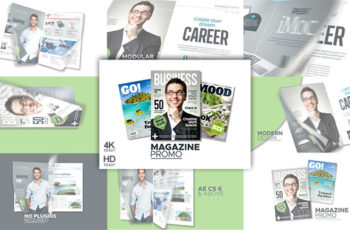 Magazine Promo - Download Videohive 20690475