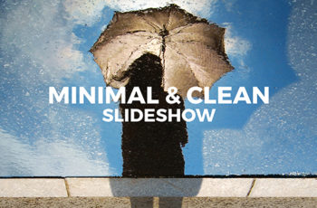 Minimal & Clean Slideshow - Download Videohive 19940703