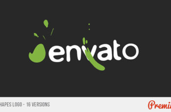 Motion Shapes Logo - Download Videohive 14265045