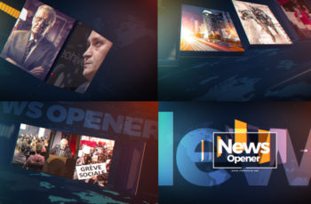 News Opener - Download Videohive 20952510