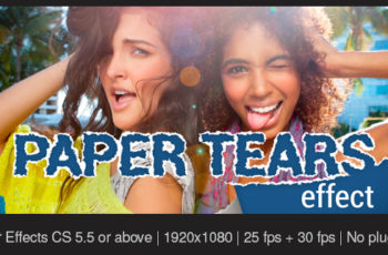 Paper Tears - Download Videohive 11333428
