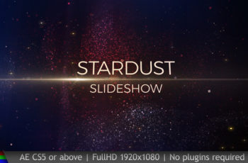Slideshow Stardust - Download Videohive 20895496