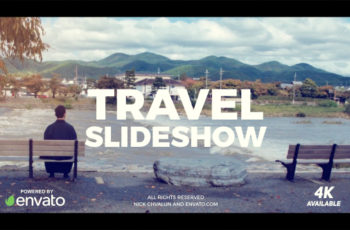 Travel Slideshow - Download Videohive 20620755
