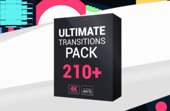 Ultimate Transitions Pack 4K - Download Videohive 17798915