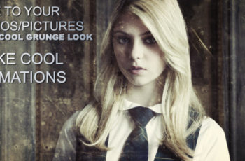 Urban Explorer - Grunge Animations - Download Videohive 2165137
