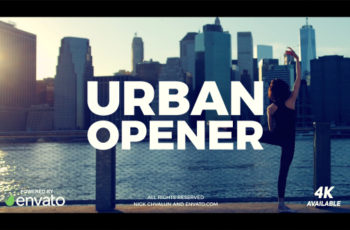 Urban Opener - Download Videohive 20949693