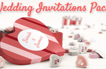 Wedding Invitations Pack - Download Videohive 19402648