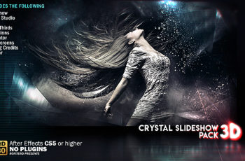 Crystal Slideshow Pack 3D - Download Videohive 20854841