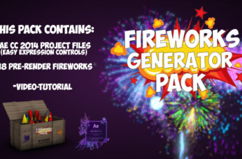 Fireworks - Download Videohive 21016680