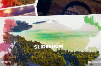 Ink Photos - Download Videohive 20133838