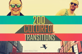 Transitions - Download Videohive 20059560