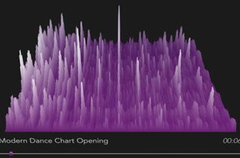 3D Audio Spectrum Visualizer - Download Videohive 21034840