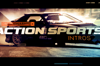 Action Sports Intro - Download Videohive 20753479
