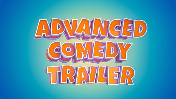 Advanced Comedy Trailer - Download Videohive 21050740