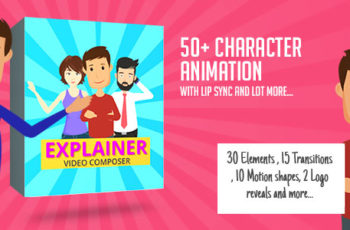 Character Animation Composer - Explainer Video Toolkit - Download Videohive 17045232