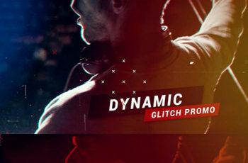 Dynamic Glitch Promo - Download Videohive 21051264