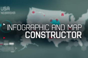 Infographic and Map Constructor - Download Videohive 21055529